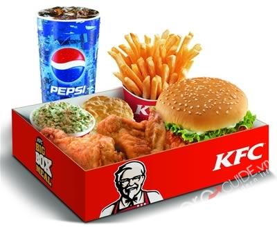 Danh sách cửa hàng KFC tại TP Hồ Chí Minh